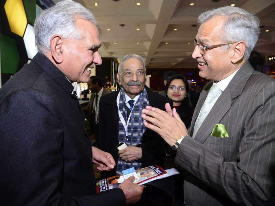 Meeting with Shri C R Chaudhary, Hon'ble Minister of State for Commerce & Industry