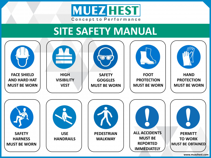 SITE SAFETY MANUAL - Muez Hest