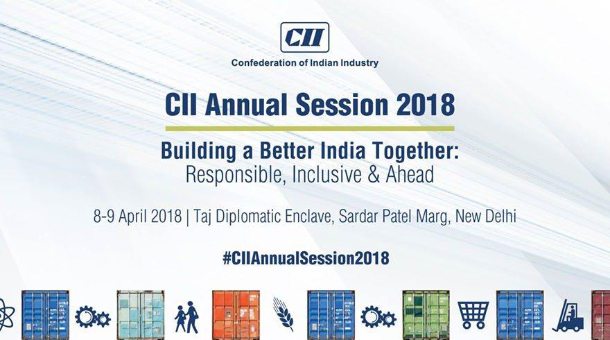 CII Annual Session 2018