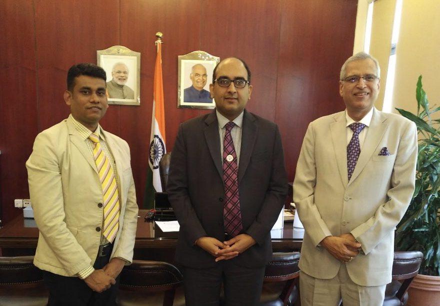 Vipul, Consul General of India in Dubai, UAE