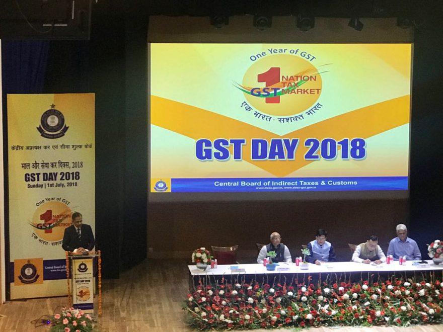 GST DAY 2018