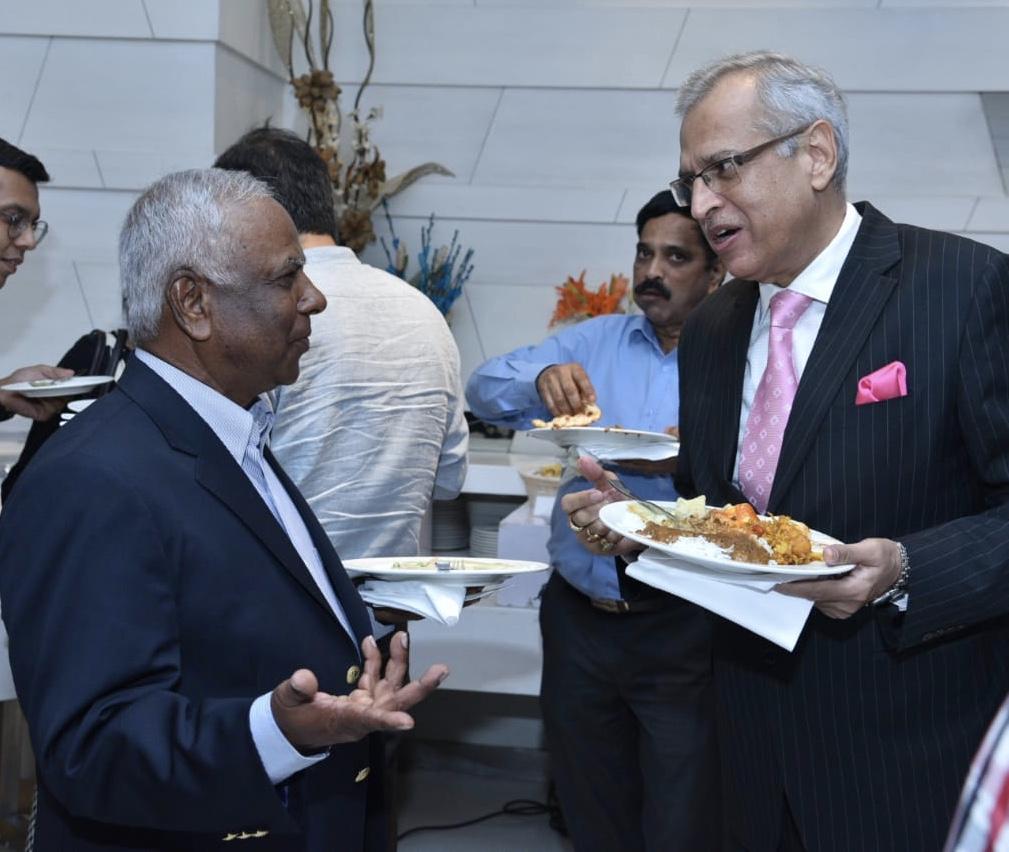 R Vishwanathan, former Ambassador of India to Argentina, Uruguay & Paraguay