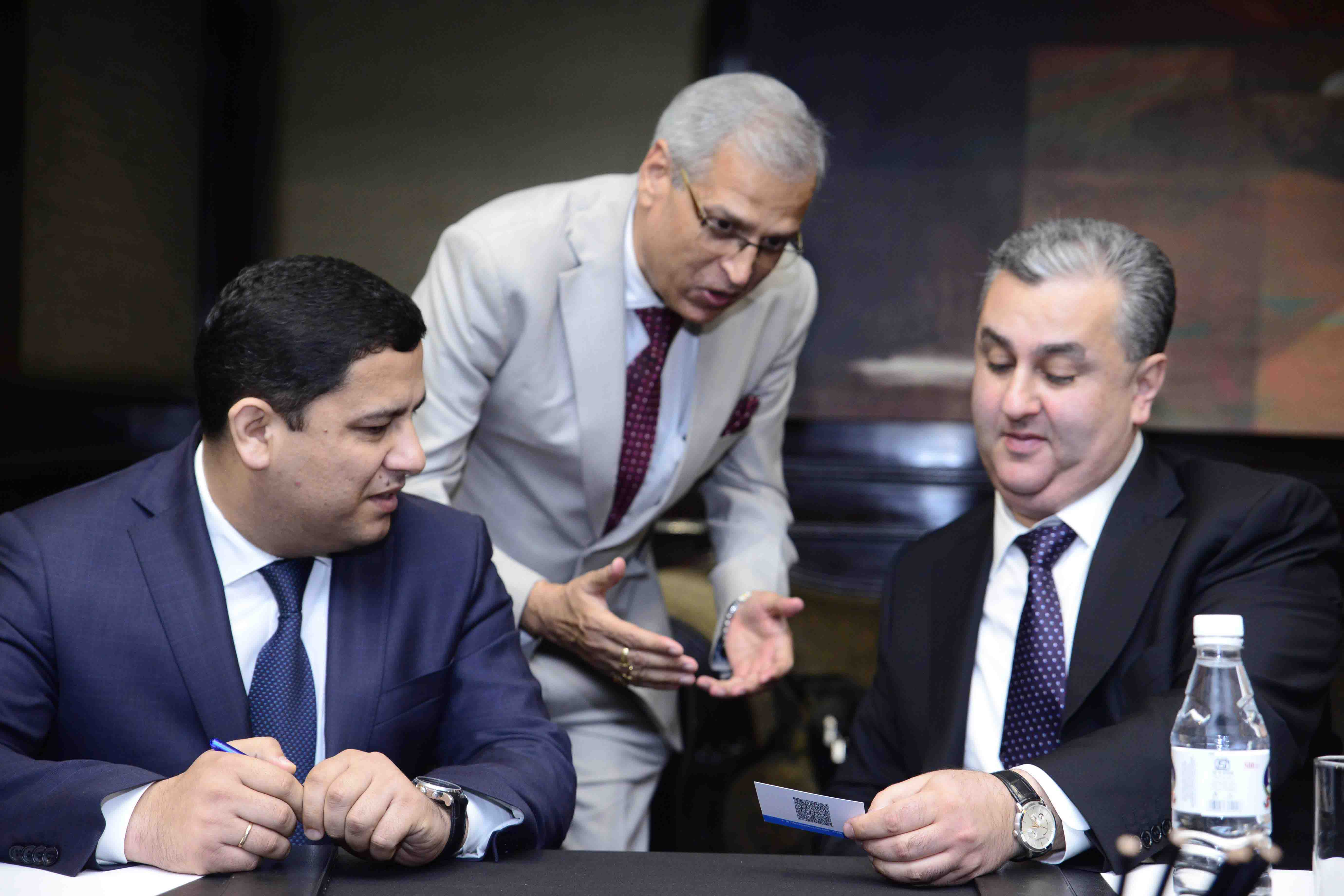 Mr Rajiv Arora, Executive Vice President, Muez Hest met & welcomed H.E. Mr S. Kholmuradov, Hon'ble Deputy Prime Minister of the Republic of Uzbekistan. During interaction with H.E. Mr S. Kholmusadov, Hon'ble Deputy Prime Minister Mr Rajiv Arora introduced about Muez Hest, as a leading professional project engineering company having specialization in the Edible Oils and Oleochemicals sector. H.E. Mr S. Kholmusadov, Hon'ble Deputy Prime Minister was very pleased to learn about Muez Hest and its activities and was also pleased to know that Muez Hest has successfully executed five projects in Uzbekistan and congratulated for signing the MOU.