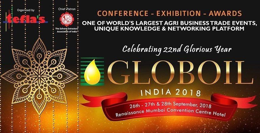 globoil india 2018
